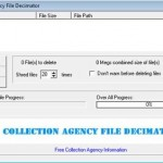 Collection Agency File Decimator